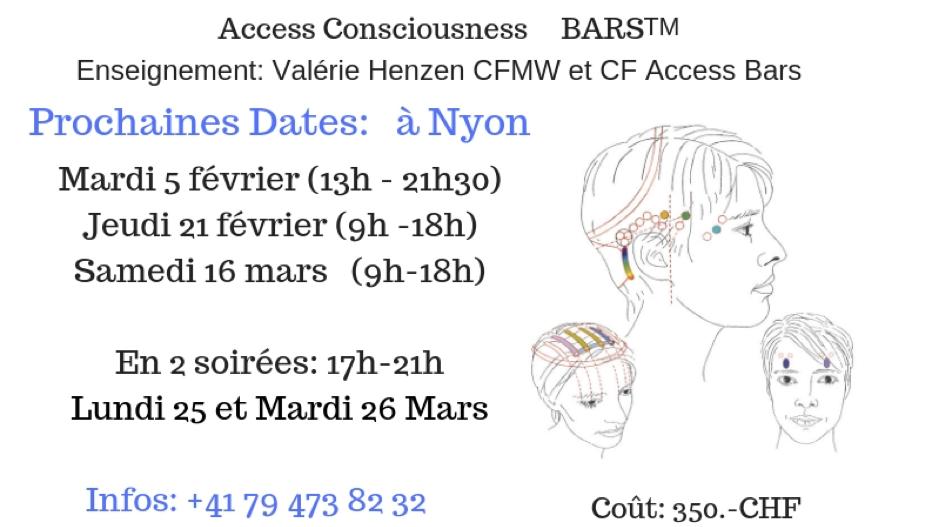 access consciousness nyon vaud