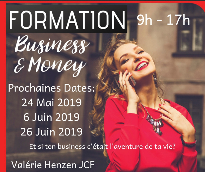 formation joie du business nyon