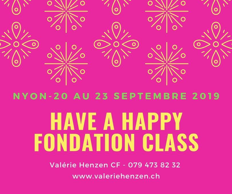 fondation class nyon