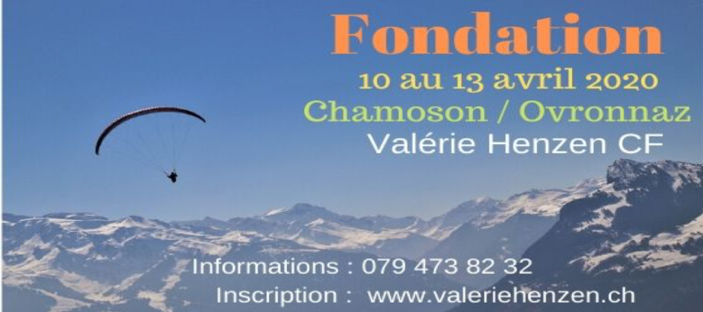 fondation chamoson