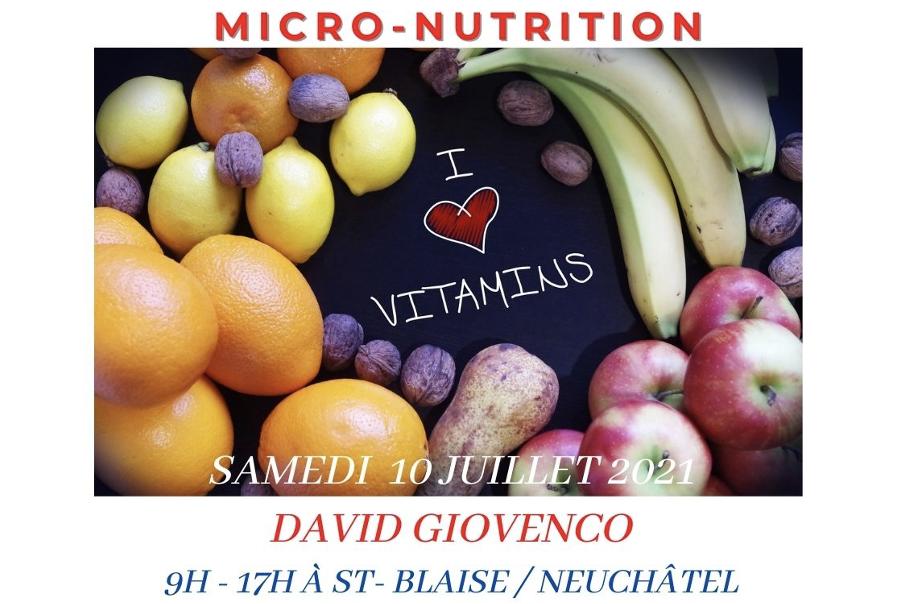 micro nutrition nyon
